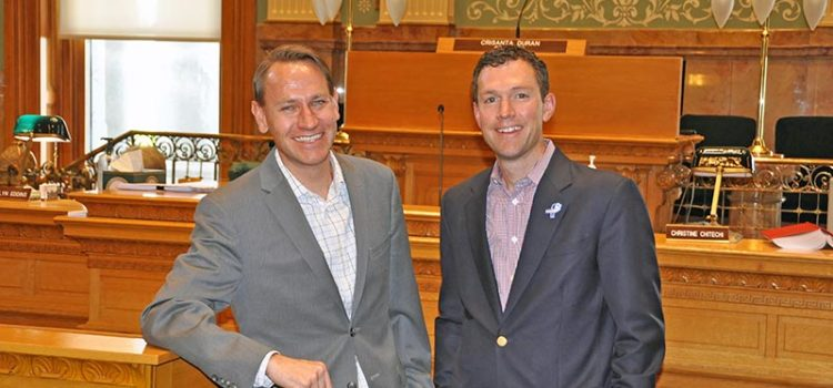 Getting to yes, just saying no: Lawmakers Everett, Hansen and Kennedy talk session votes (Colorado Statesman)