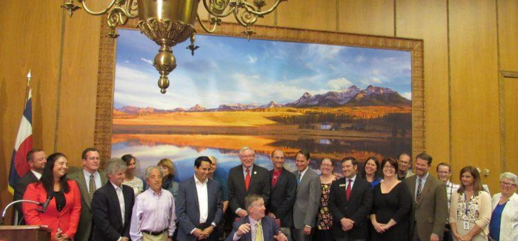 Freshmen representatives instrumental in last-minute push to pass Open Records law (Complete Colorado)