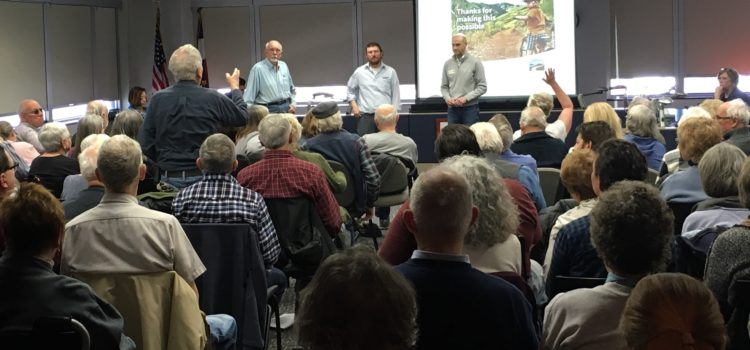 Presentations from Public Lands Town Hall