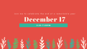 Holiday Happy Hour & Fundraiser @ Great Frontier Brewing Co